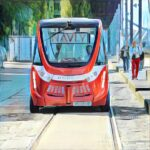 První autonomní autobusy už vyrazily: ukazují jak budou vypadat města budoucnosti